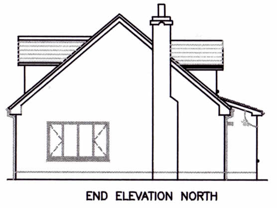 End Elevation North